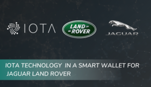 IOTA Foundation Jaguar Land Rover Partnership