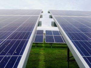 Solar pannels Blockchain