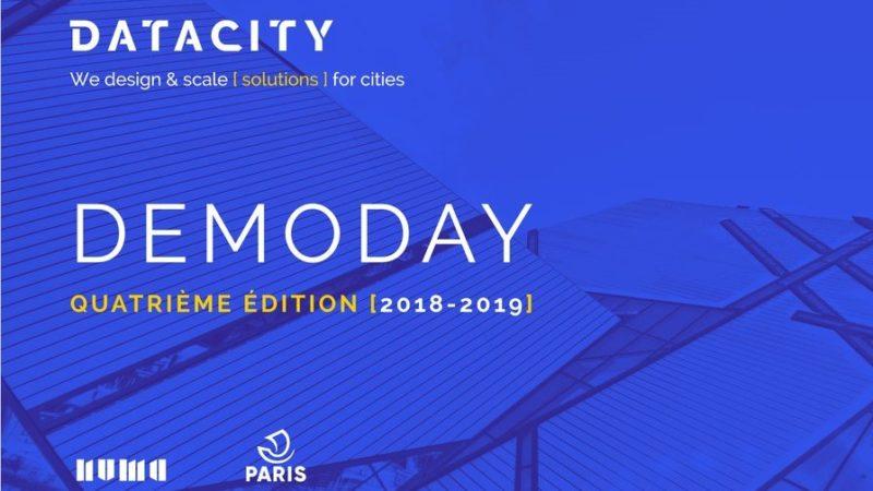 Datacity #4 : Pari réussi pour la Mairie de Paris