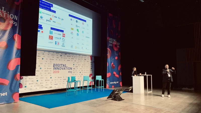 LA DIGITAL INNOVATION 2019 – L'innovation à travers des méthodes agiles de travail et l'adoption de technologies disruptives.